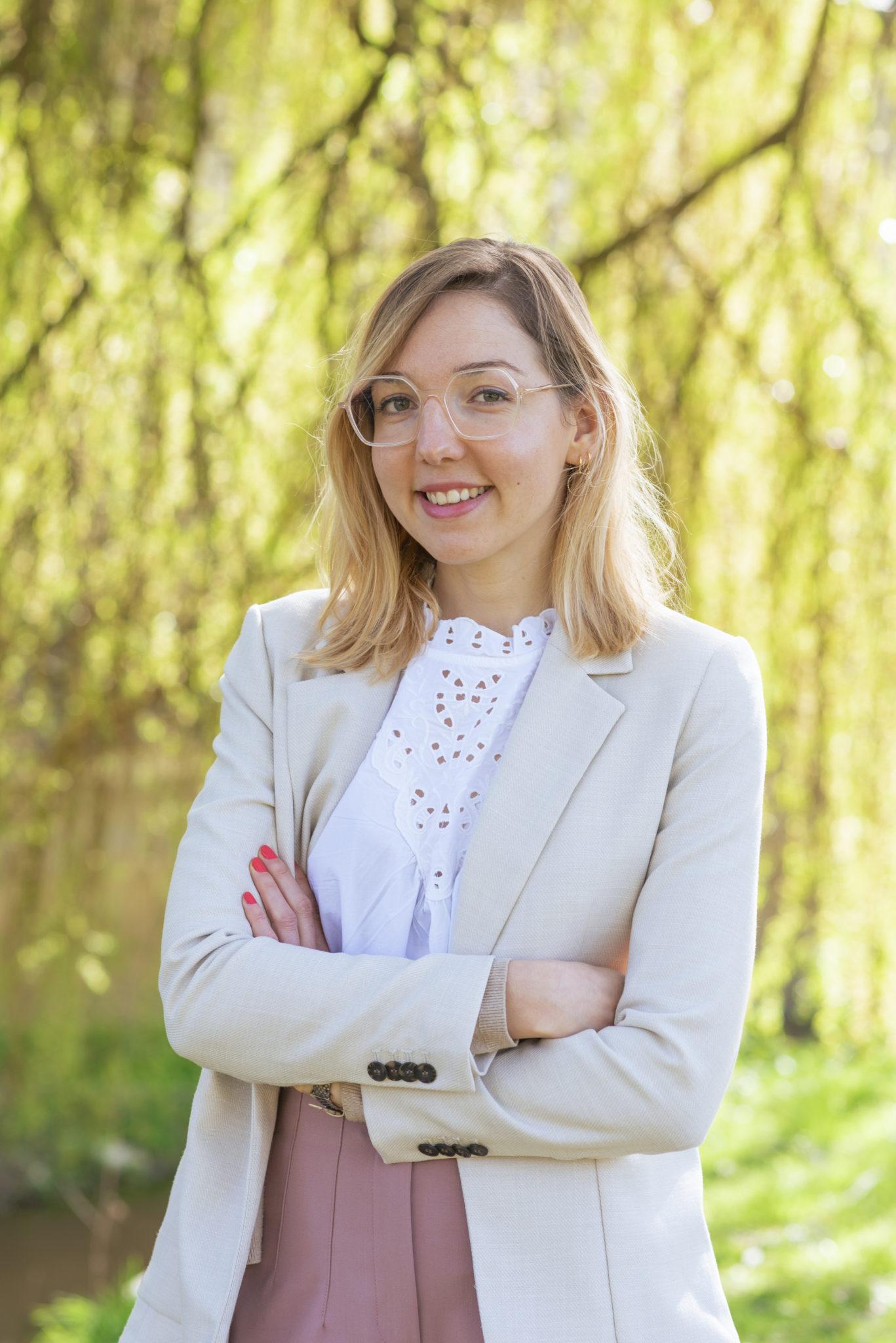 Justine Pointin Diététicienne à Rennes, Vern-sur-Seiche (35)