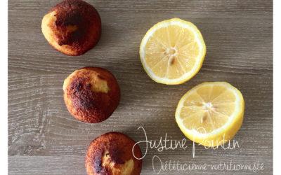 Moelleux citron-amandes à l'huile d'olive