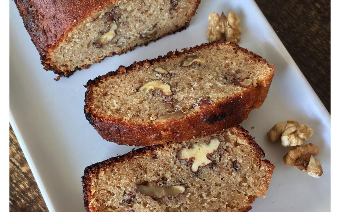 Cake noix et noisettes