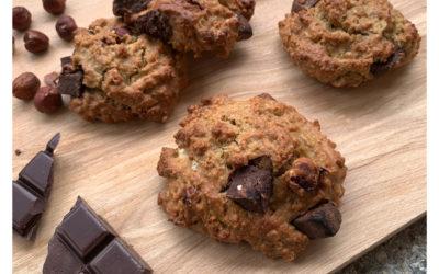 Cookies moelleux diététiques