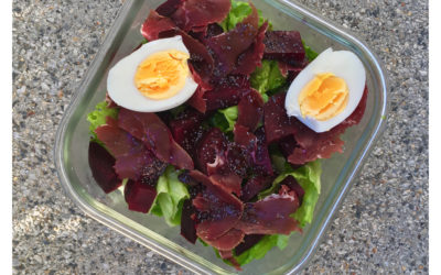 Lunchbox salade d'hiver